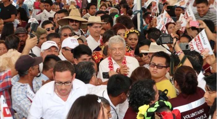 Margarita Zavala fue a pedir a EU que intervenga en elecciones de México