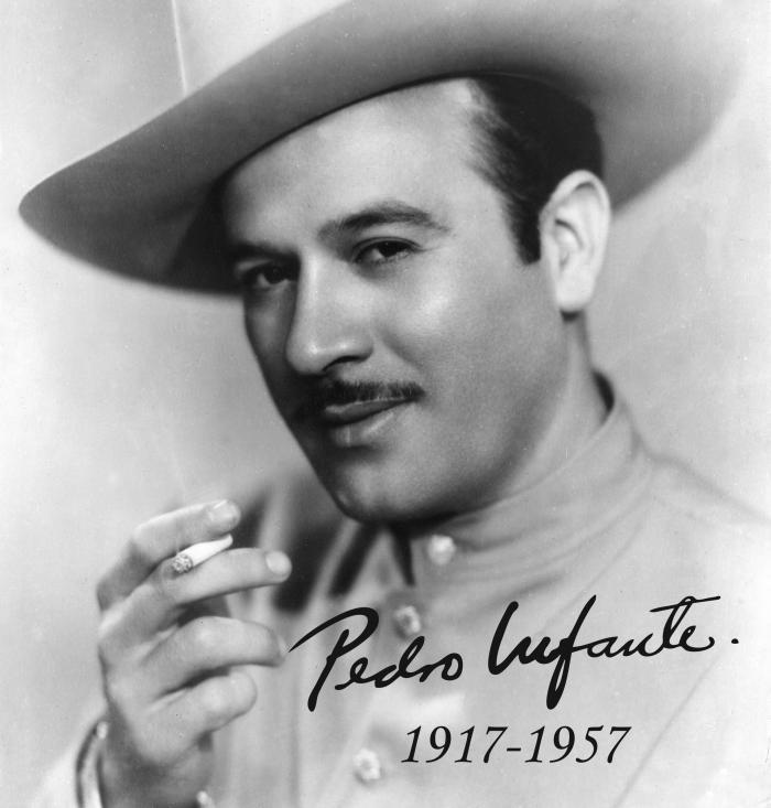 Mañana se cumplen 60 años de la muerte de Pedro Infante. Foto: @UnDatoDeTodo