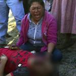 Policía asesina a 4 en Arantepacua, entre ellos normalistas