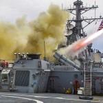 EU envía buque antimisiles al mar de la China Meridional