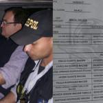 Vuelo privado donde viajaron 8 de familiares, clave para detener a Duarte