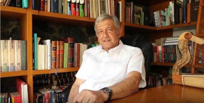 'Osorio Chong y Yunes están detrás del video para desprestigiar a Morena': AMLO