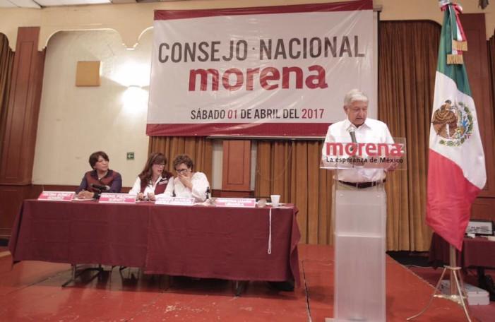 Morena un fenómeno, por eso los ataques del PRI y PAN: López Obrador