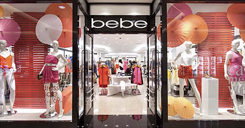 1ba218f88785 Bebe cerrará todas sus tiendas tras años de pérdidas - Regeneración