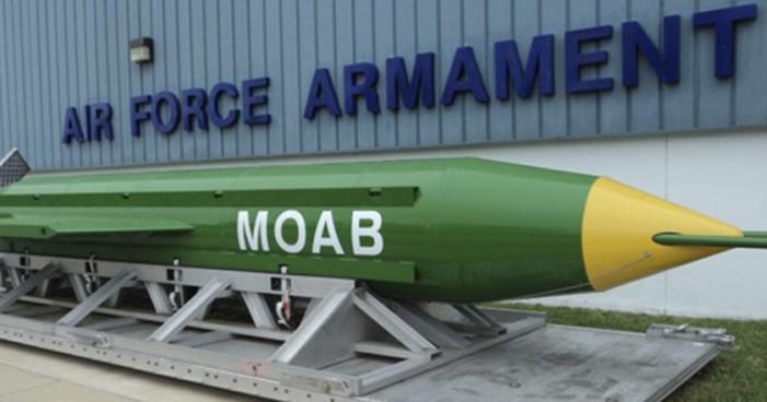 CNN: EU lanzó bomba no nuclear más potente en Afganistán