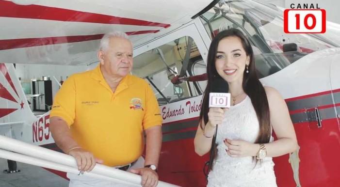 Fallece el empresario Eduardo Toledo en accidente aéreo