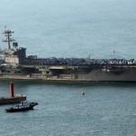 Corea del Norte asegura que hundirá portaaviones de EU 'con un solo ataque'