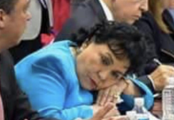 Carmen Salinas se podría quedar sin diputación de aprobarse licenciatura mínima