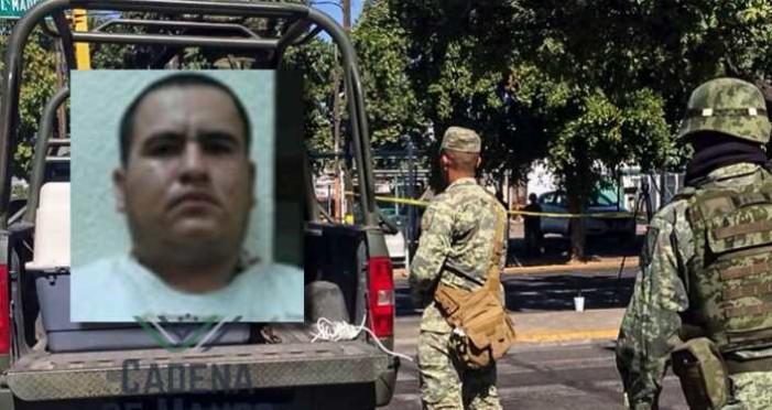 La Marina abate a 'Pancho Chimal', jefe de escoltas de hijo de 'El Chapo' Guzmán