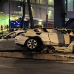 Conducía el BMW de Reforma pero alegó ser peletero que gana mil mensuales