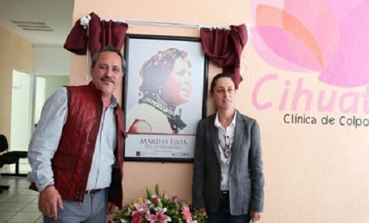 Inauguran primera clínica gratuita para la mujer en Tláhuac