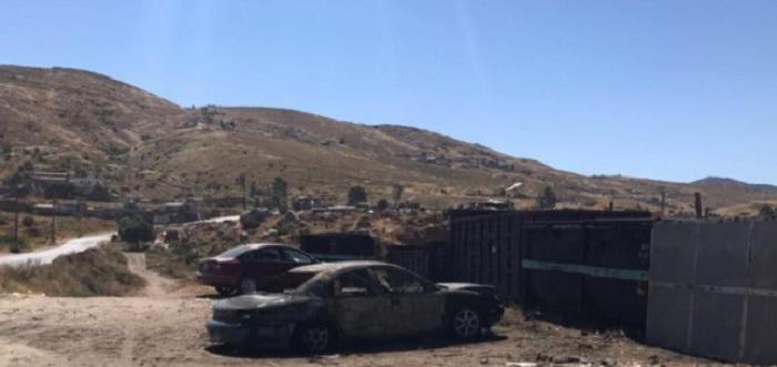 Mataron a uno en destrucción de casas de un asentamiento de Antorcha Campesina en Tijuana