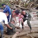 Avalancha en Colombia ha dejado 254 muertos, 200 heridos y cientos de desaparecidos