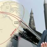 Misiles de Corea del Norte con capacidad para alcanzar a México