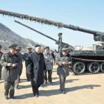 Corea del Norte se declara 'listo para la guerra' con Estados Unidos