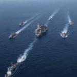 Porta aviones de Estados Unidos se acerca a Corea del Norte