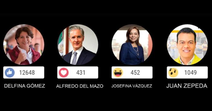 Quién ganó el debate de Edomex según redes, medios y personalidades