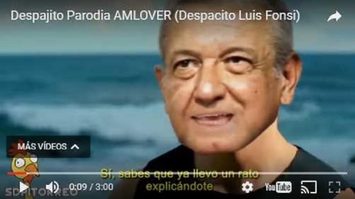 López Obrador asegura que ganará y celebrará bailando 'despajito' (VIDEO)