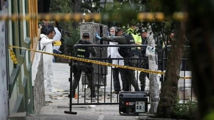 Por lo menos 36 heridos en explosión de granada en un antro en Colombia