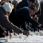 Recuerdan en Auschwitz a víctimas del Holocausto