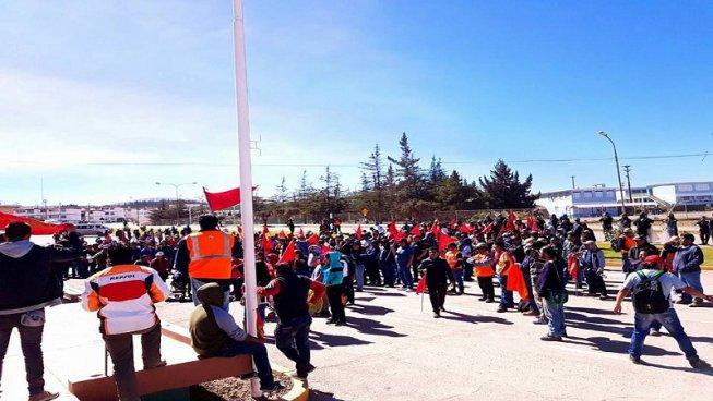 Grupo México enfrenta una huelga indefinida en Perú
