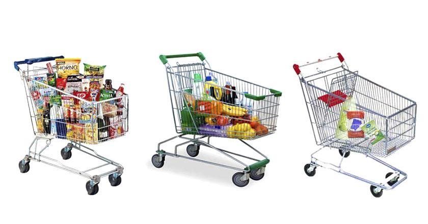 inflación dinero canasta básica economía alimentación