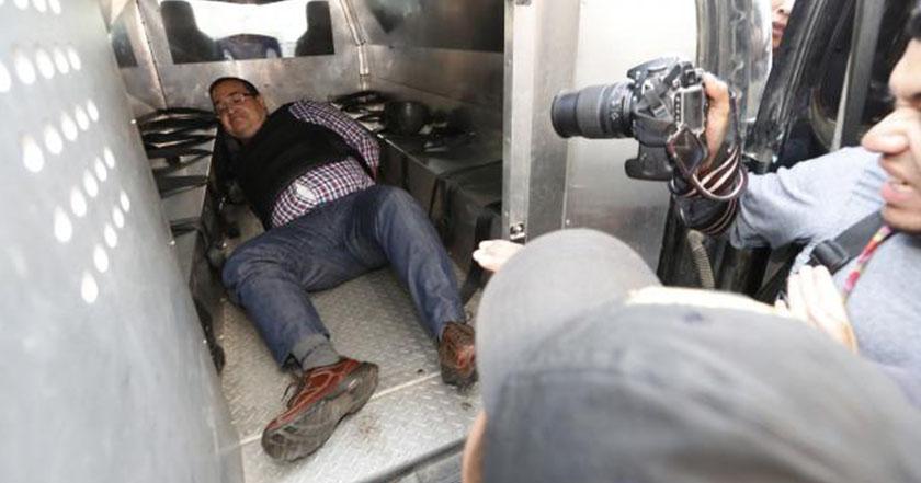 Entrega de Javier Duarte podría tardar un año
