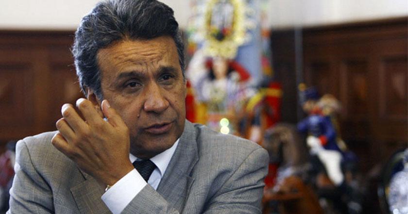 lenín moreno lidera elecciones presidenciales de ecuador rafael correa progresista latinoamérica
