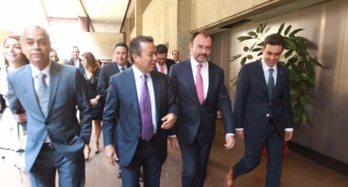 Javier Duarte podría quedar libre si es deportado a México: Luis Videgaray