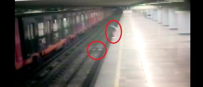 Procesan a mujer que arrojó a su hijo a las vías del metro Tepito