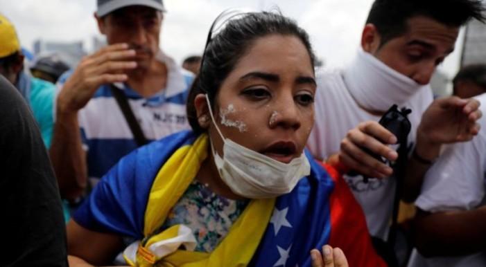 Al menos 3 personas murieron en las marchas en Venezuela