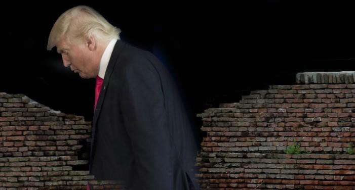 Estados Unidos no tiene dinero para muro, sólo le alcanza para 'prototipo'