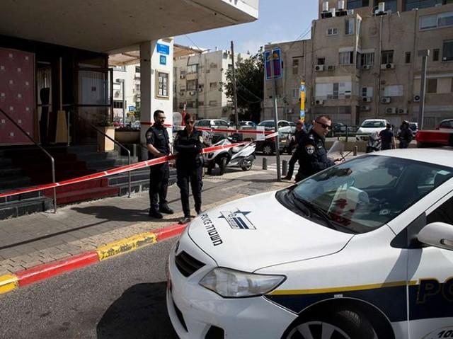 Joven palestino apuñala a cuatros personas en Israel