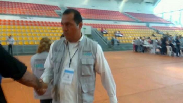Evidencia reportero agresiones del personal de diputada panista en Veracruz