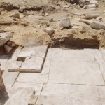 Hallan una pirámide de 3,700 años en buen estado