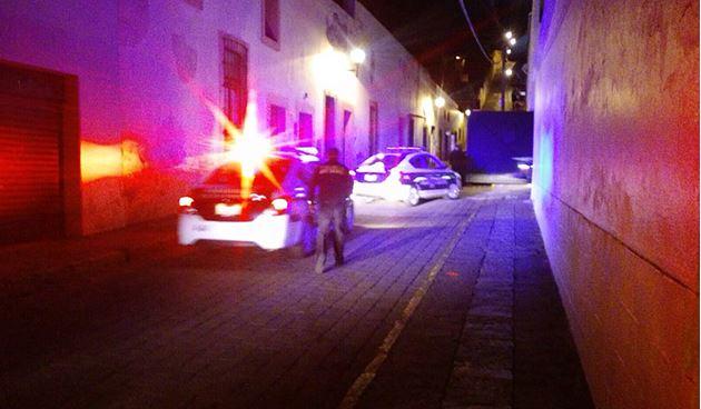 Taxistas frustran asalto que llevaba a cabo un policía ministerial en Tlaxcala