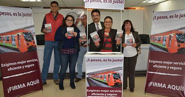 '3 pesos es lo justo', legisladora de Morena propone bajar tarifa del Metro