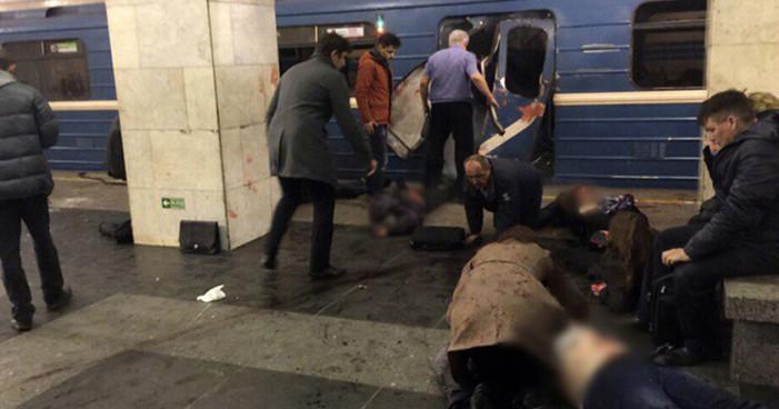 Explosiones en San Petesburgo: 'un atentado terrorista y desafío a Putin'