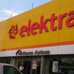 Severa caída registran las acciones de Elektra