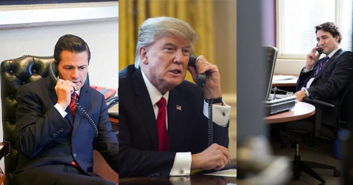 Trump augura fin del TLCAN