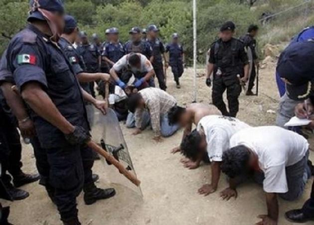 Policías estatales primer lugar en actos de tortura y detenciones arbitrarias