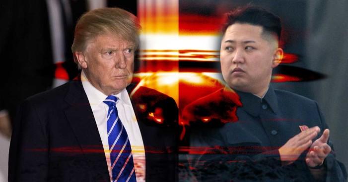 ¿Cómo terminaría el conflicto entre EU y Corea del Norte?