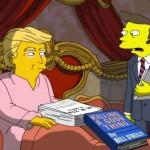 Los Simpson hacen recuento de los primeros 100 días del gobierno de Donald Trump