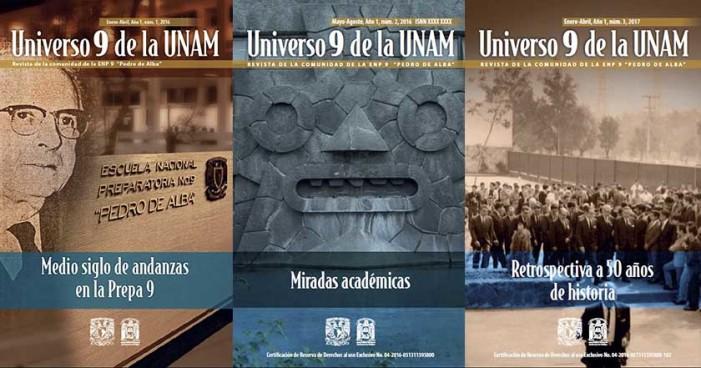 Revista de Prepa 9 de la UNAM gana premio nacional de periodismo