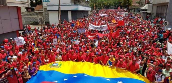'Venezuela atrapada en una espiral descendente'