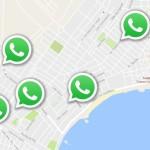 WhatsApp ahora te dirá en dónde están tus contactos en tiempo real