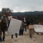 Cita la Fiscalía a opositores a minera canadiense en Ixtacamaxtitlán