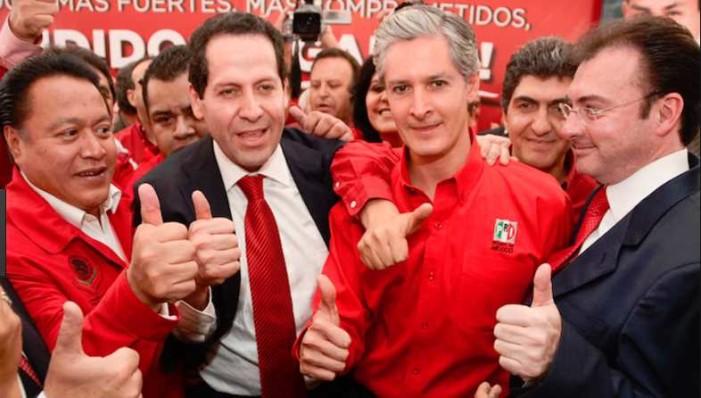 PRI ocultó más de 50 millones en campaña de Del Mazo: INE
