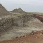 Denuncian devastación de tierras y amenazas por obras del nuevo aeropuerto