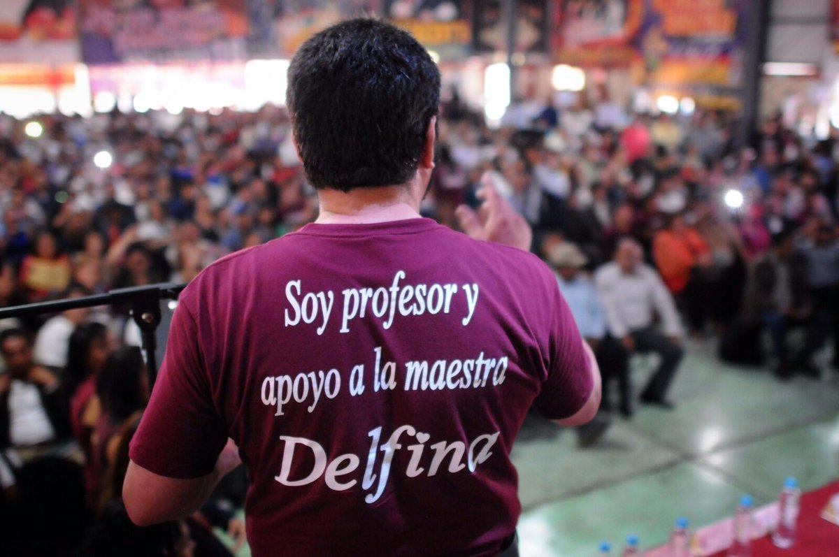 Delfina Gómez rechaza que su eventual triunfo en Edomex ahuyente el empleo
